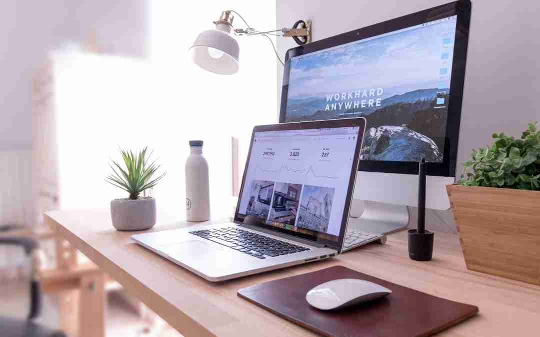 Curating your Space – Three reasons to start your website journey now.